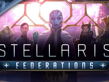 Stellaris Federations Artwork
