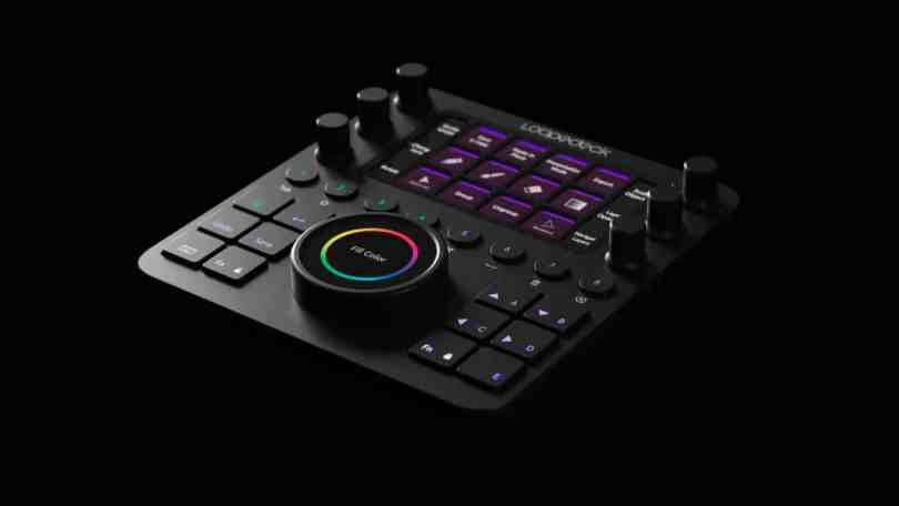Loupedeck CT Single Shot