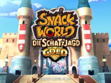 Snack World Gold