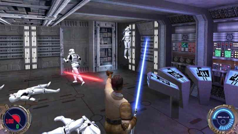 Jedi Academy Screenshot