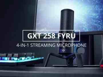 Trust Fyru GXT 258 Mikrofon