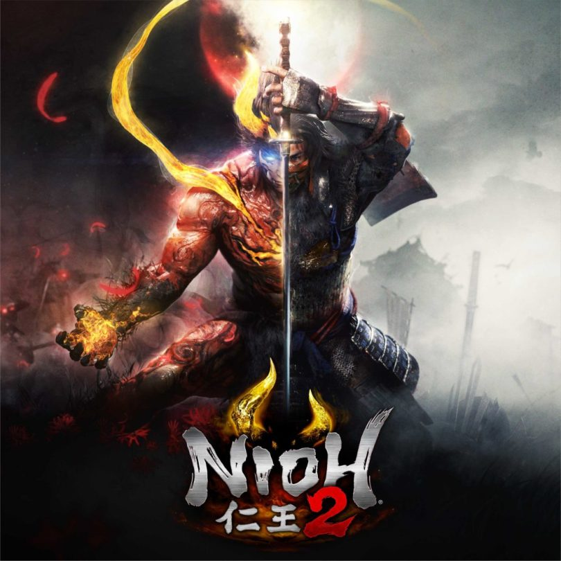 Nioh 2 Logo Artwork