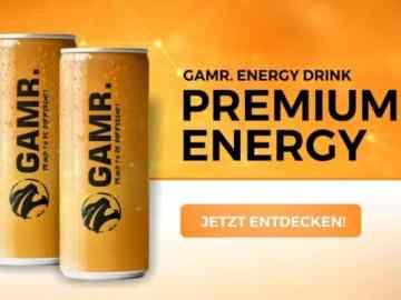GAMR Energydrink
