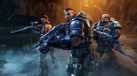 Gears Tactics Squad Artwork