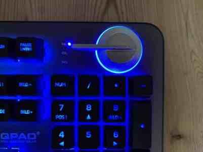 QPAD MK-95 Gaming Keyboard
