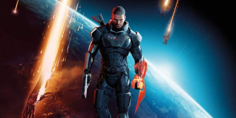 Mass Effect Artwork