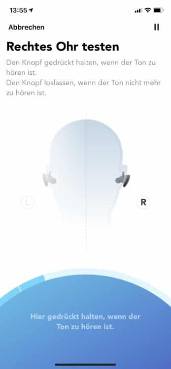Anker Soundcore App Liberty 2 Pro HearID