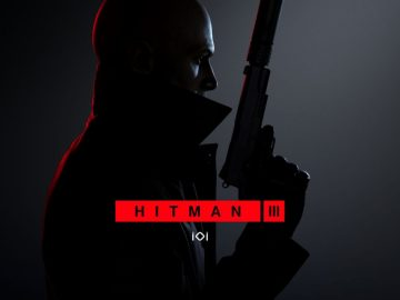Hitman 3 Logo Artwork