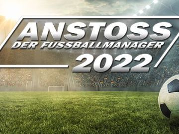 Anstoss 2022 Keyart