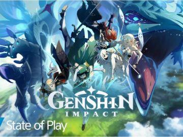 Genshin Impact Keyart