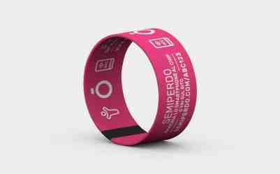 bluon smart wristband