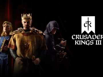 crusader kings iii keyart