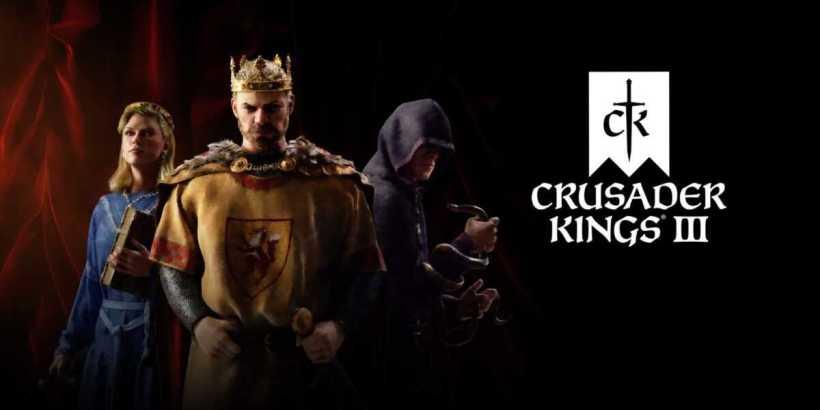 crusader kings iii keyart
