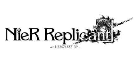 nier replicant logo