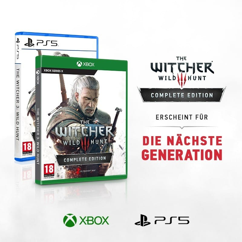the witcher 3 next generation edition