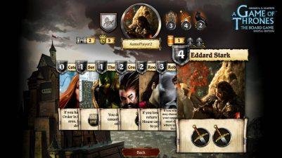 A Game of Thrones_ The Board Game - Digital Edition - Screenshot 6