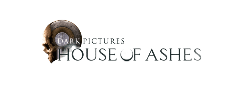 Dark pictures house of Ashes Logo