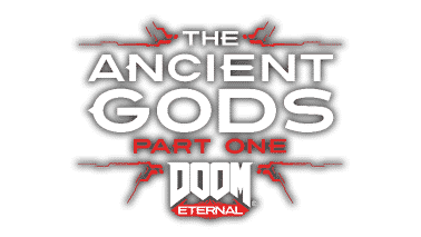 Doom Ancient Gods Part One Logo