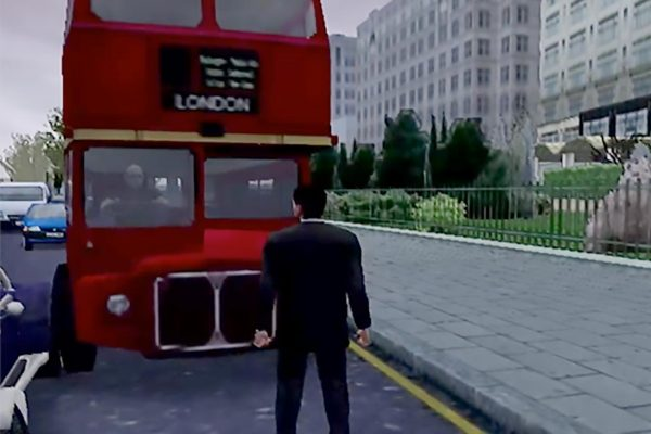 The Getaway - Routemaster