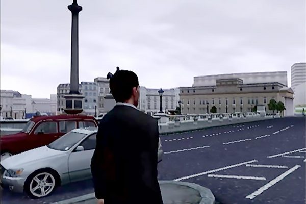 The Getaway - Trafalgar Square