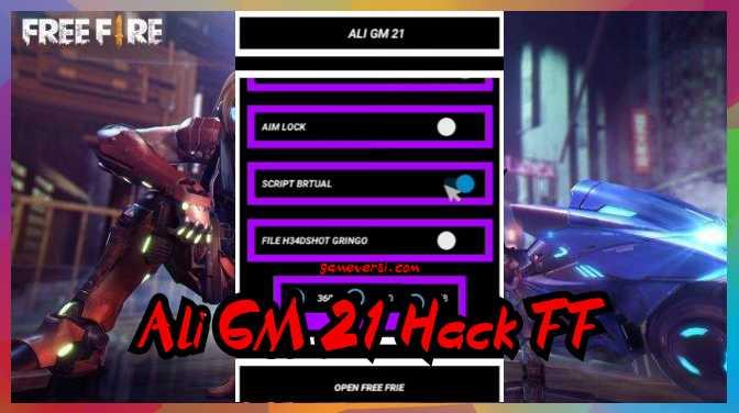 Ali GM 21
