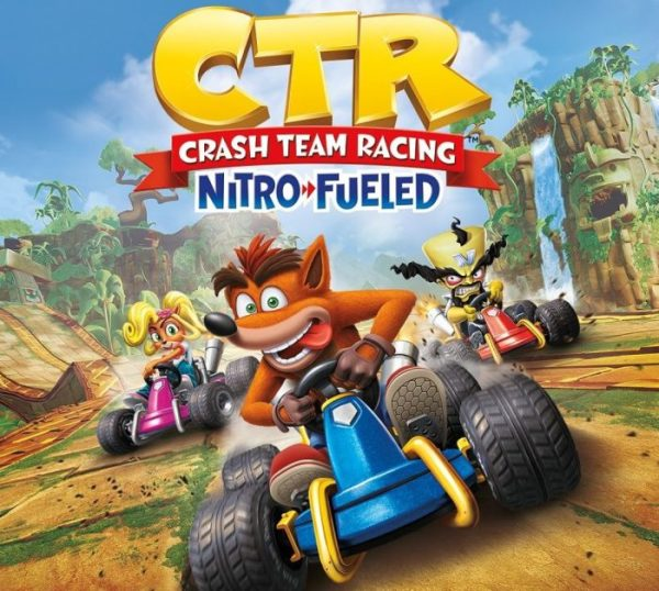 Crash Team Racing - Nitro Fueled - Xbox One Sign in Account
