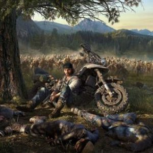 Days Gone - PS4 Secondary Account (Europe)