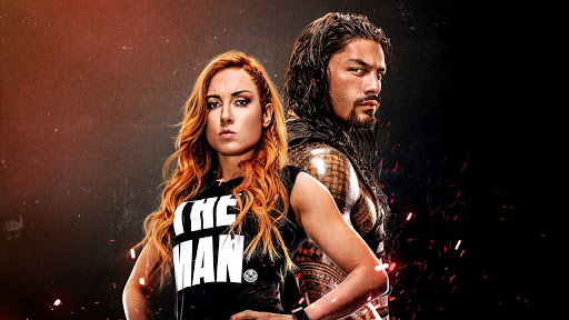 WWE 2K20- PS4 Primary Account (Europe)