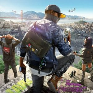 Watch Dogs 2- PS4 Secondary Account (Europe)