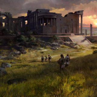 """Old World """"Ruinen"""""""