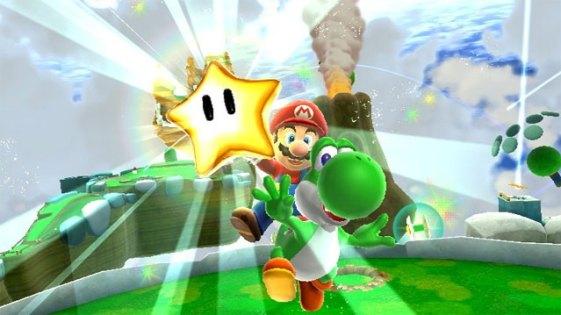 Super Mario Galaxy 2 - 1