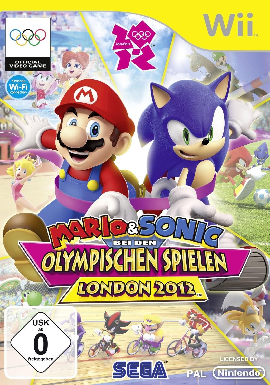 Review Mario Sonic Bei Den Olympischen Spielen London 2012
