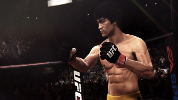 Bruce Lee im neuen UFC
