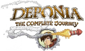Die Deponia-Trilogie in einem, The Complete Journey sei Dank.
