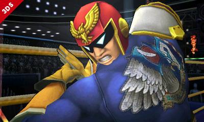 Die Charaktermodelle sehen für ein Nintendo 3DS-Spiel unglaublich gut aus!