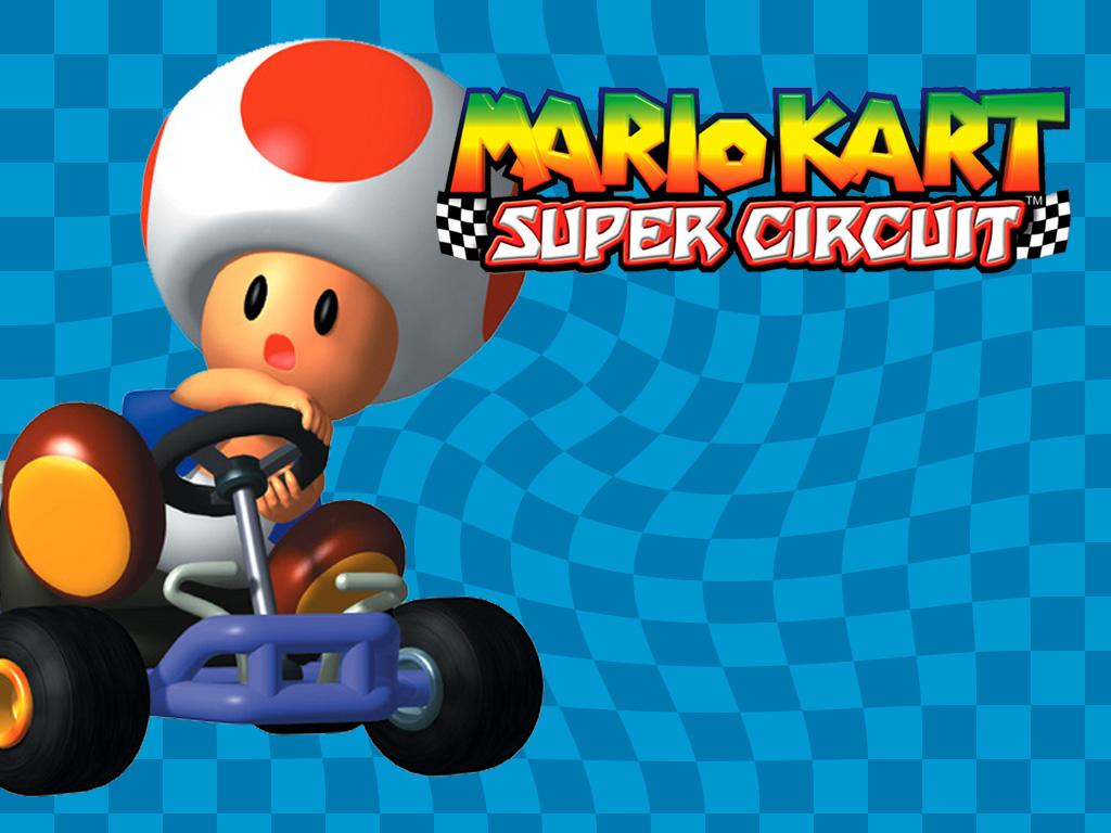 Ab In Die Karts Nintendo Bestätigt Mario Kart Super Circuit Für