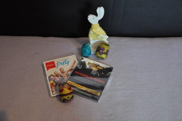 3. Preis: einmal SingStar Ultimate Party und inFAMOUS Second Son für PlayStation 4