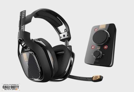 Das Audiosystem besteht aus Headset und MixAmp
