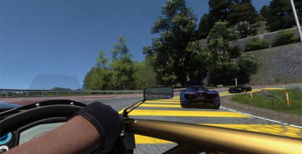 Driveclub VR - Was taugt der VR Modus letztlich? Im Oktober wissen wir mehr
