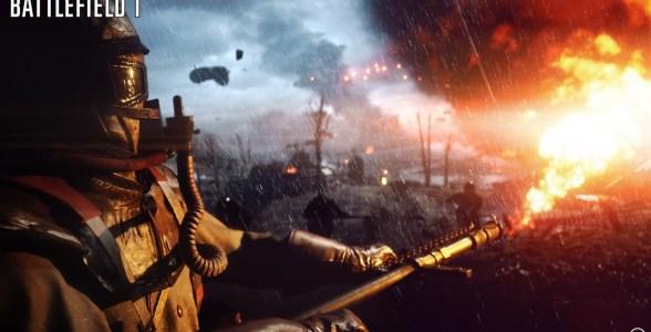 Battlefield 1 spielt sich wie ein typisches Battlefield. Die Kampagne gefällt, ist aber nicht fehlerfrei