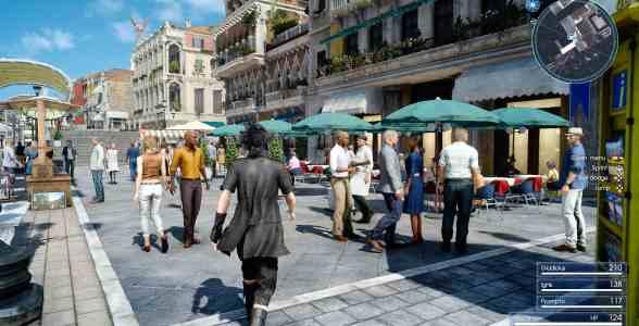 Final Fantasy XV wird nur zur Hälfte eine offene Spielewelt bieten