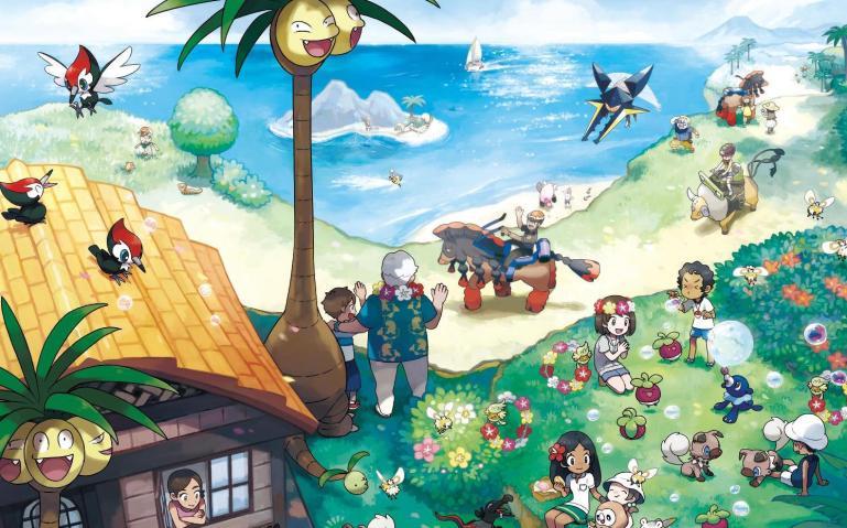 Pokemon Ultra Sonne und Ultra Mond