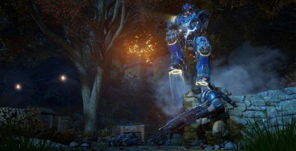 In Sachen Technik und Inszenierung überzeugt Gears of War 4 auf ganzer Linie