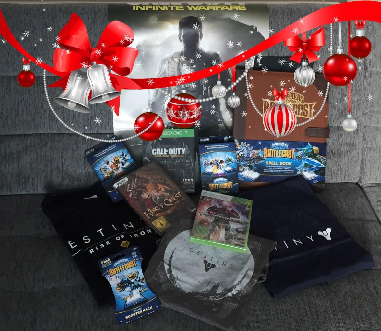 Die Preise von Activision Deutschland in der ersten Weihnachtswoche 2016