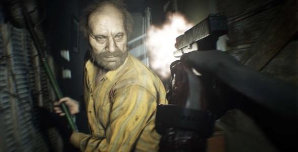 Resident Evil 7 - Jack Baker