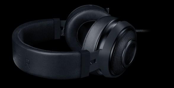 Beim Kraken Pro V2 sind die Audiotreiber angewachsen. Der Sund wurde verbessert.