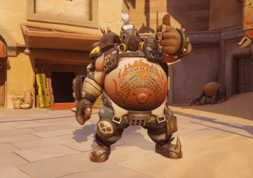 Overwatch - Roadhog