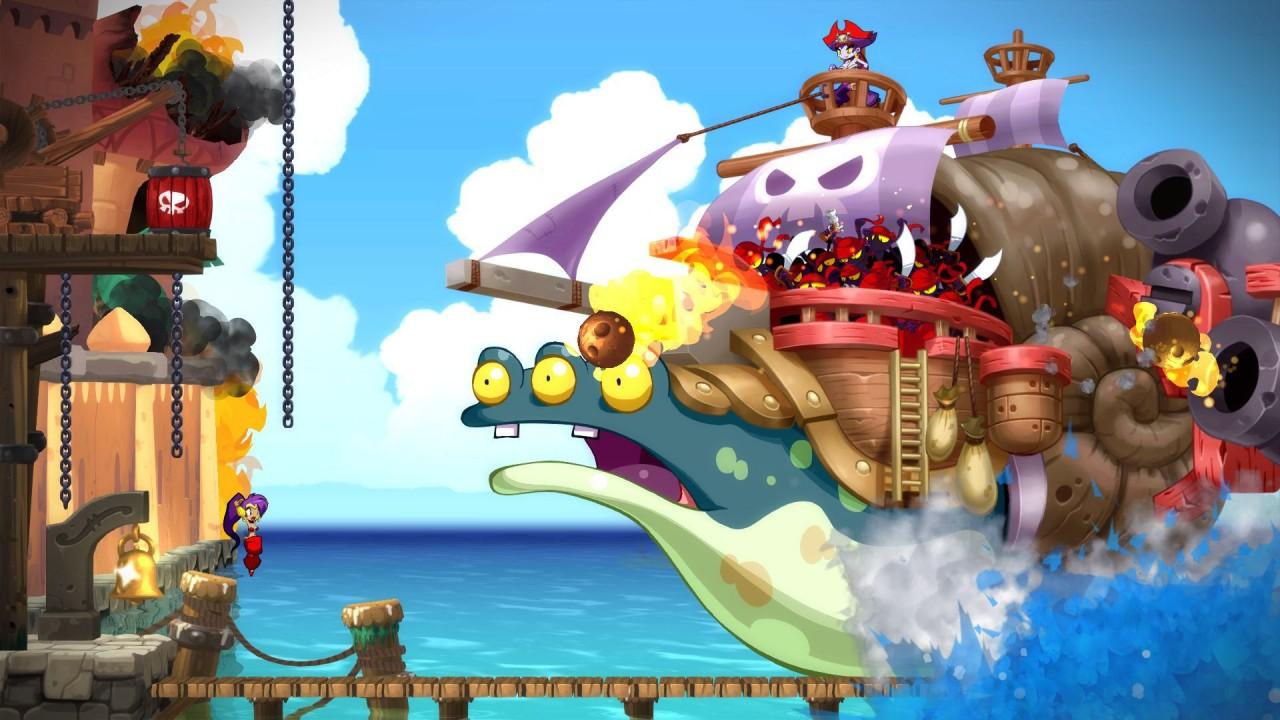 Shantae - Bosskampf