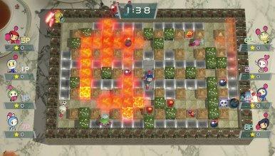 Bomb it Up! Super Bomberman R punktet mit dem guten alten Gameplay wie wir es kennen und lieben!
