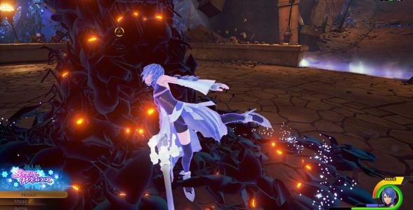 Am Kampfsystem hat Square Enix ordentlich geschraubt. 0.2 spielt sich dynamischer, als je zuvor.